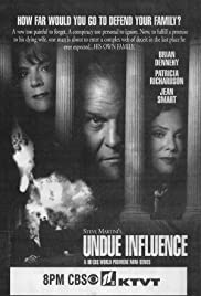 Undue Influence Poster