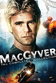 MacGyver Poster - TV Show Forum, Cast, Reviews