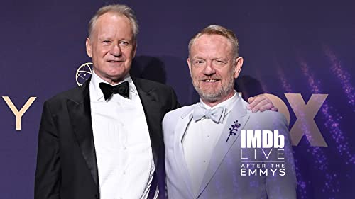 """Chernobyl"" Cast and Crew Celebrate Their Emmys Victories"
