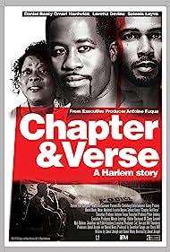 Loretta Devine, Omari Hardwick, and Daniel Beaty in Chapter & Verse (2016)