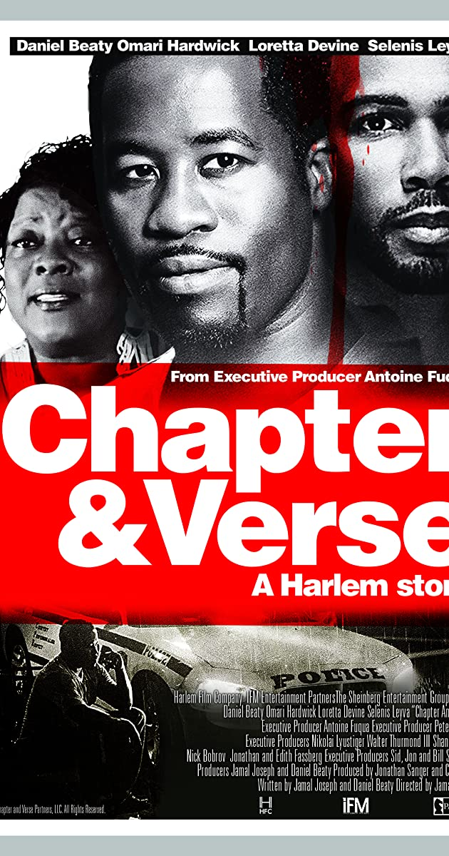 Subtitle of Chapter & Verse