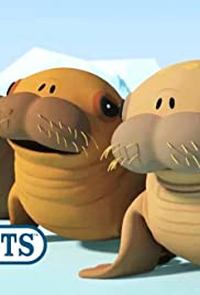 Octonauts and the Walrus Pups Poster
