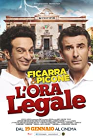 L'ora legale (2017) Poster - Movie Forum, Cast, Reviews