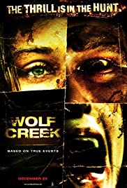 The Making of 'Wolf Creek' Poster