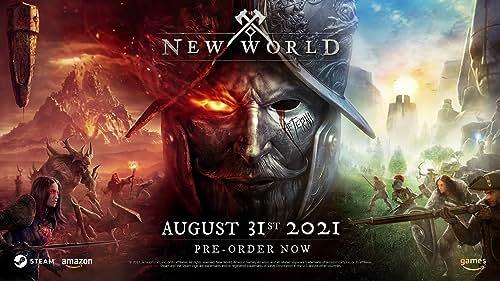 New World - New Trailer