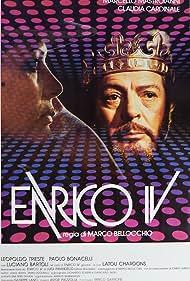 Marcello Mastroianni and Claudia Cardinale in Enrico IV (1984)