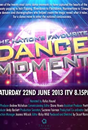 The Nation's Favourite Dance Moment Poster