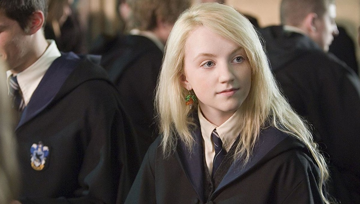 Harry Potter and the Order of the Phoenix Evanna Lynch