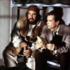 Peter Ustinov and Dean Jones in Blackbeard's Ghost (1968)