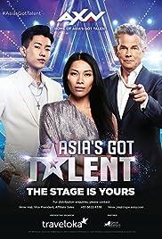 Asia's Got Talent Poster