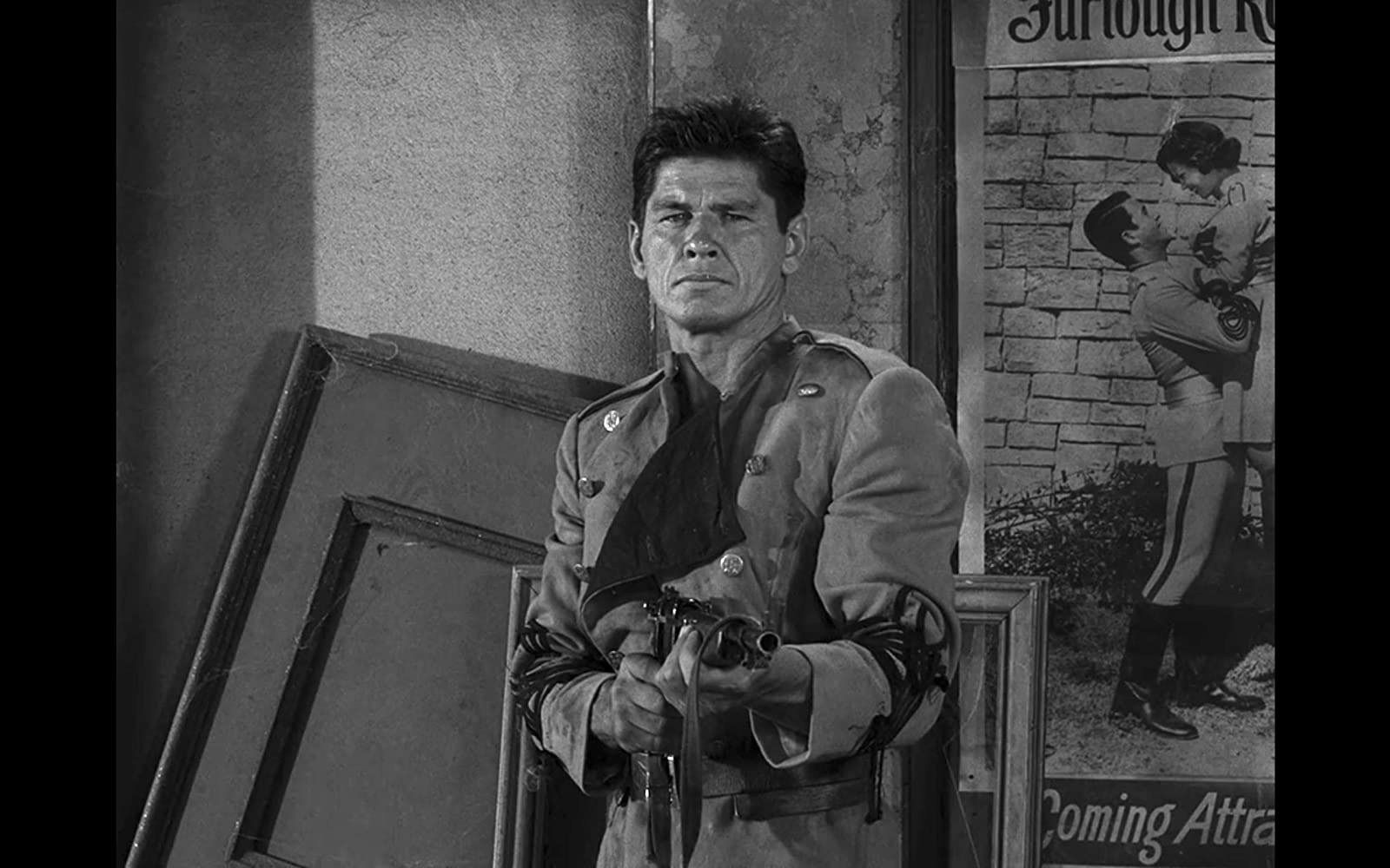 Charles Bronson in The Twilight Zone (1959)