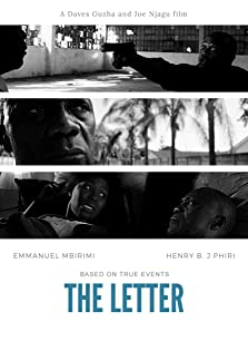 The Letter (IV) (2019)