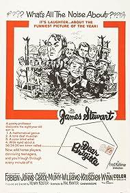 Brigitte Bardot, James Stewart, John Williams, Fabian, Cindy Carol, Glynis Johns, Jack Kruschen, Bill Mumy, and Ed Wynn in Dear Brigitte (1965)