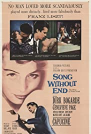 Song Without End Poster
