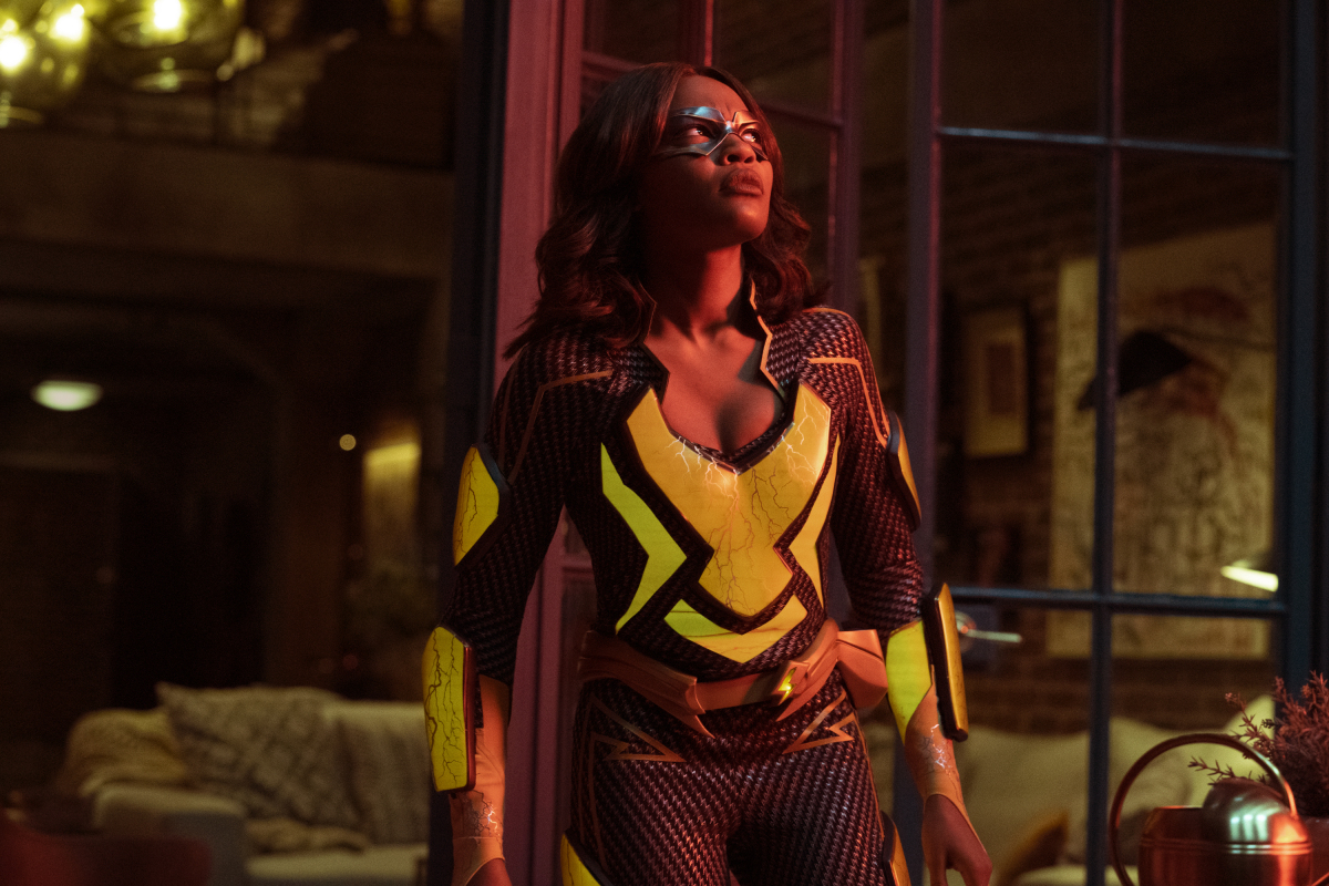 China Anne McClain in Black Lightning (2017)
