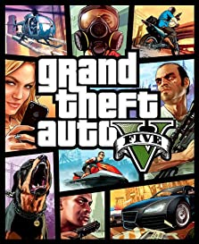 Grand Theft Auto V (Video Game 2013)