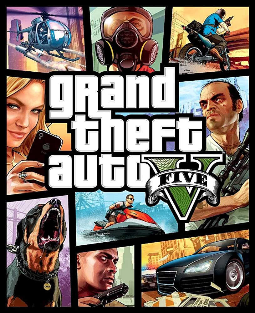 Grand Theft Auto V – GTA 5 Torrent (2015) Atualizado [PC GAME + Crack] Download