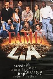 Fame L.A. Poster