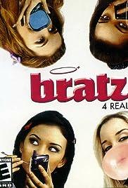 Bratz 4 Real Poster