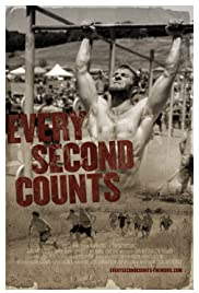 Every Second Counts: The Story of the 2008 CrossFit Games Poster