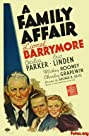 A Family Affair (1937) Poster