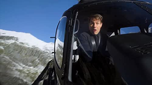 Helicopter Stunt: Behind The Scenes