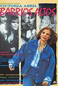 Victoria Abril in Barrios altos (1987)