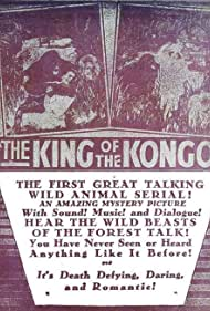 Jacqueline Logan and Walter Miller in The King of the Kongo (1929)