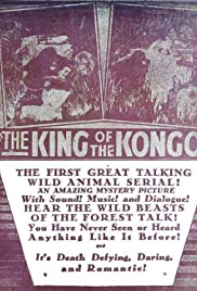 The King of the Kongo Poster