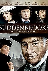 Armin Mueller-Stahl, Iris Berben, August Diehl, Jessica Schwarz, and Mark Waschke in Buddenbrooks (2008)