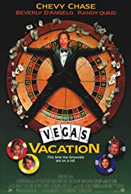 Chevy Chase, Beverly D'Angelo, Randy Quaid, Ethan Embry, and Marisol Nichols in Vegas Vacation (1997)