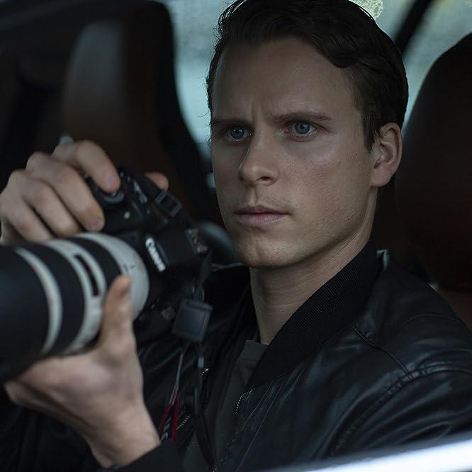 Adam Pålsson in Young Wallander (2020)