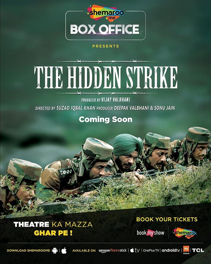 The Hidden Strike (2020) Hindi 480p HDRip Esubs DL