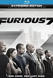 Furious 7: Back to the Starting Line Poster
