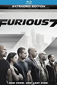 Primary photo for Furious 7: Back to the Starting Line