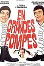 En grandes pompes (1974) Poster