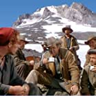 James Stewart, Jack Lambert, and Harry Morgan in Bend of the River (1952)