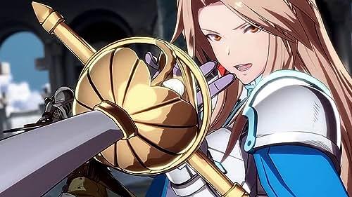 Granblue Fantasy: Versus: PS4 Launch Date Announcement Trailer