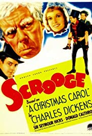 Scrooge Poster