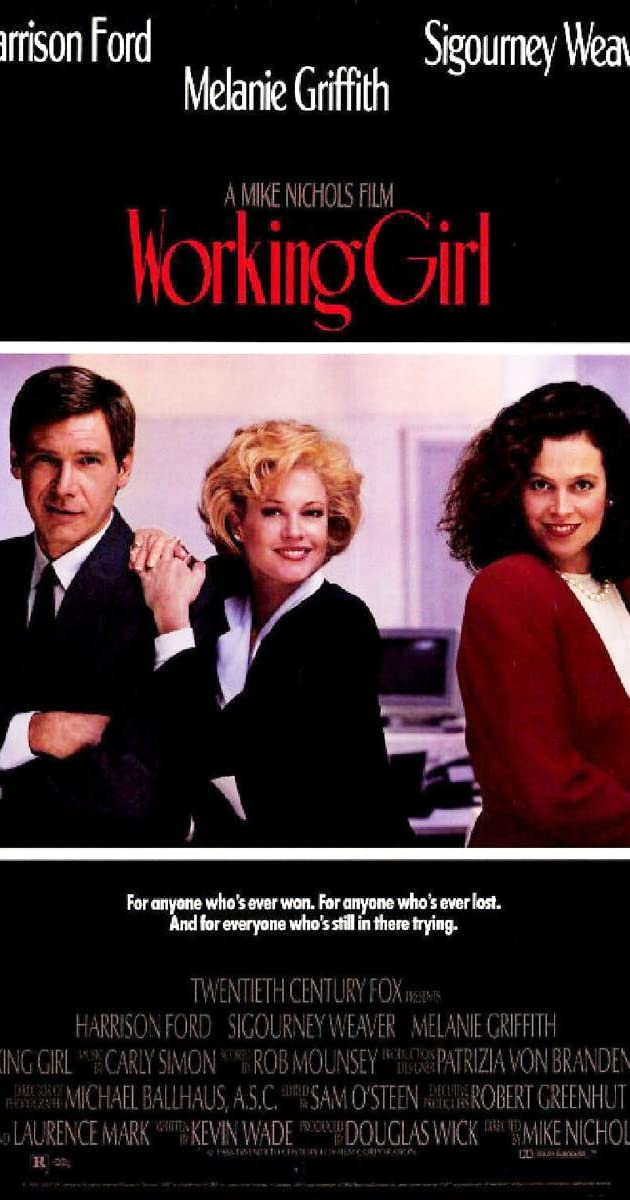 Subtitle of Working Girl