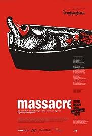 Masakra Poster