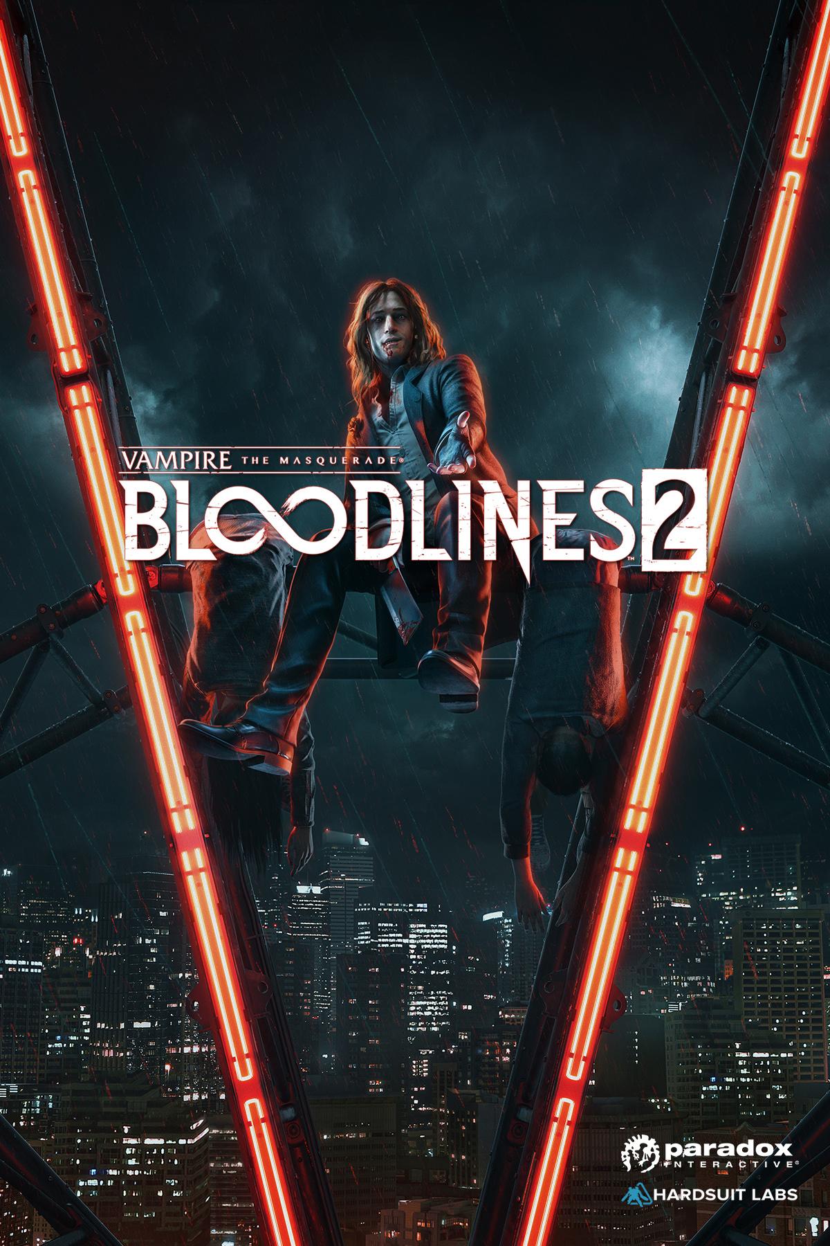 Vampire The Masquerade Bloodlines 2 Video Game 2020 Imdb