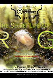 The Secret Life of Frogs Poster