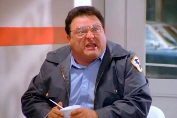 Wayne Knight in Seinfeld (1989)