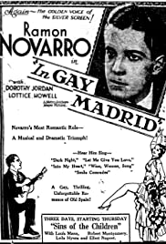 In Gay Madrid Poster