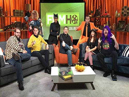Jon Schnepp, Drew McWeeny, Josh Macuga, John Campea, Clarke Wolfe, Jason Inman, Halleta Alemu, and Christian Ruvalcaba in Film HQ (2016)