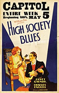Watch new movie online High Society Blues David Butler [1680x1050]