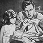 William Holden and Mary Jane Saunders in Father Is a Bachelor (1950)
