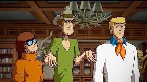 Trailer for Scooby-Doo: Shaggy's Showdown