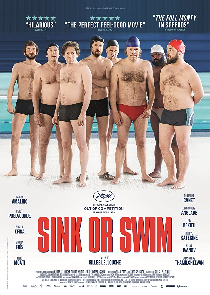 Le grand bain (2018) Streaming vf